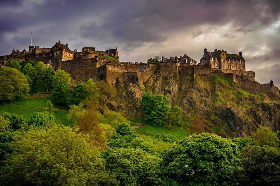 Halal Tourism Britain Edinburgh Package C