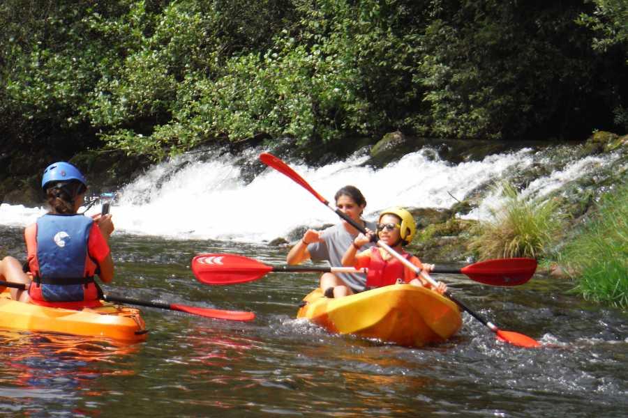 Nature4 Canoagem no Rio Vez