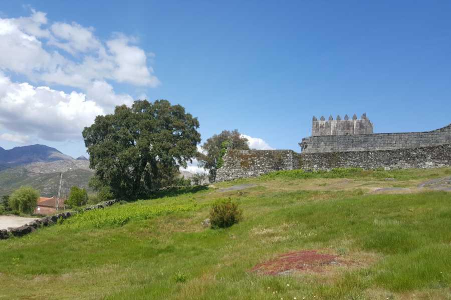 ECO4adventure Jeep tour  - Castles