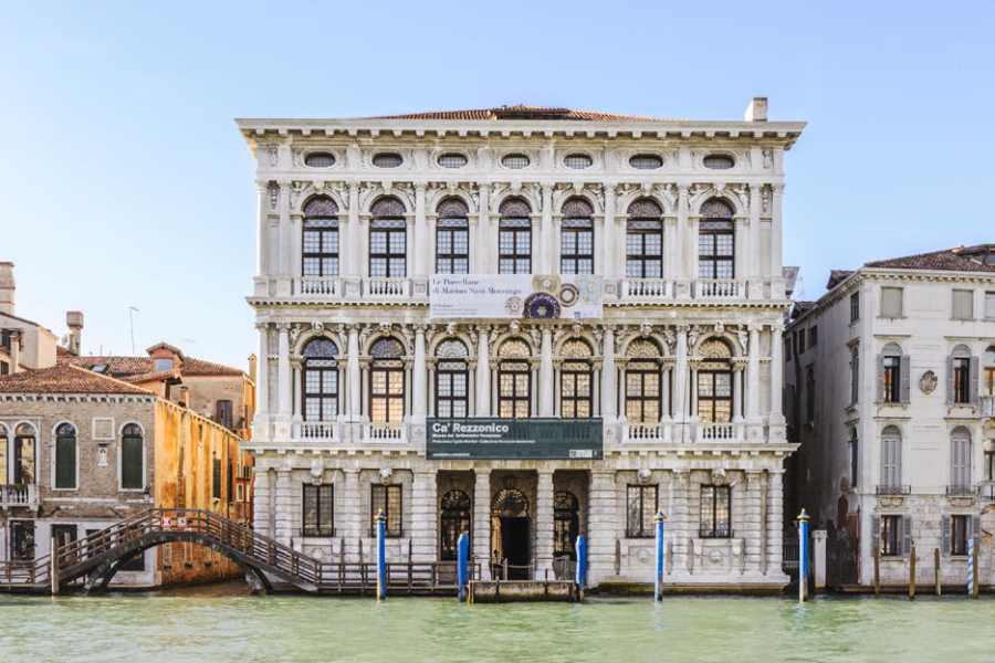 Venice Tours srl Ca'Rezzonico private guided tour: XVIII century museum in Venice