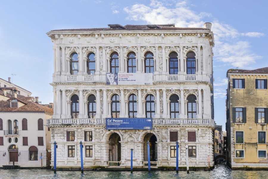 Venice Tours srl Ca' Pesaro Museum:Private guided tour