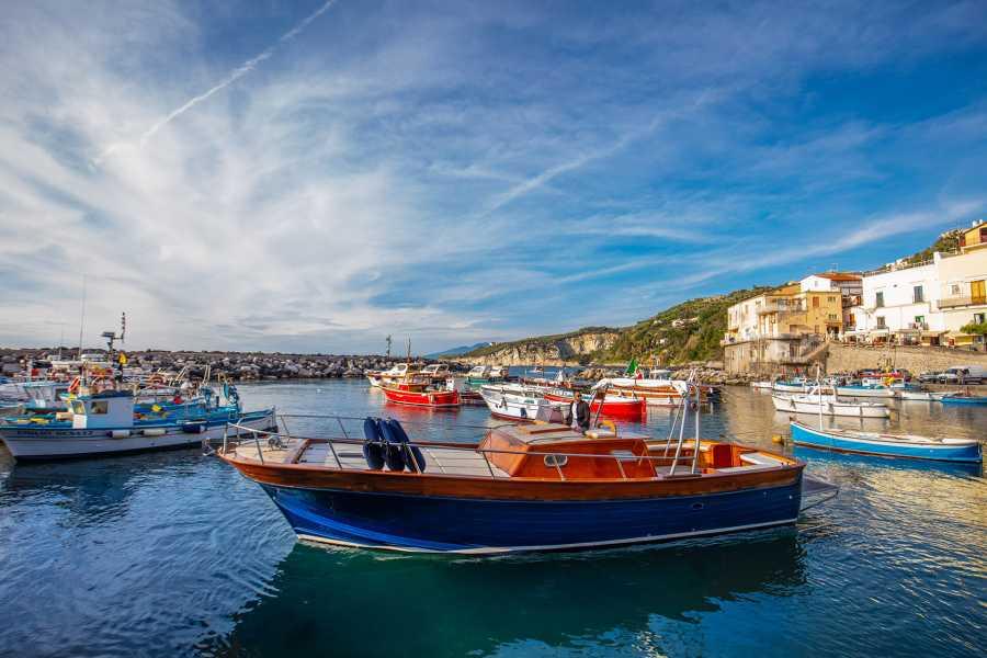 Feeling Italy Concierge Positano & Li Galli islands Private Boat Trip (12 persons max.)