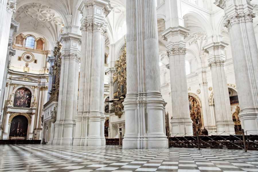 Andalucia Travel Experience Granada: Tour of Cathedral