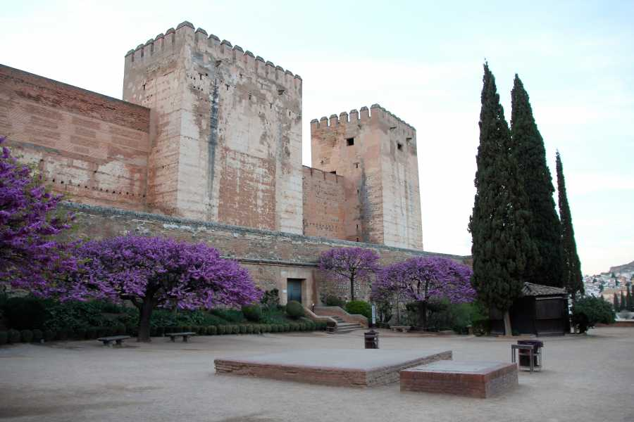 Andalucia Travel Experience Alhambra surroundings tour