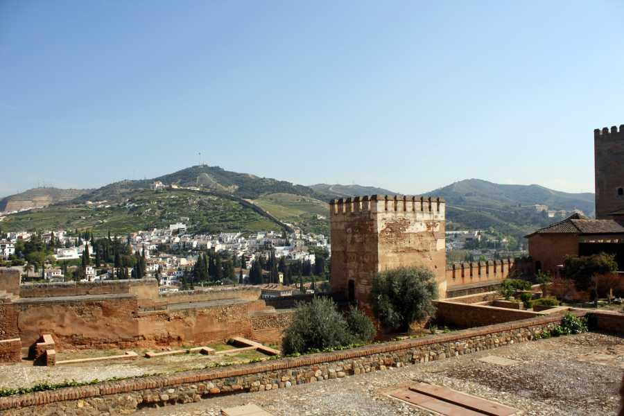 Andalucia Travel Experience Tour Entorno de la Alhambra