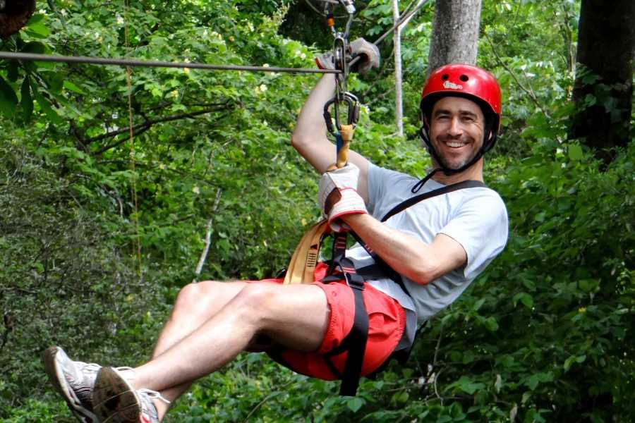 Tour Guanacaste Congo Trail Original & Extreme Zip-line