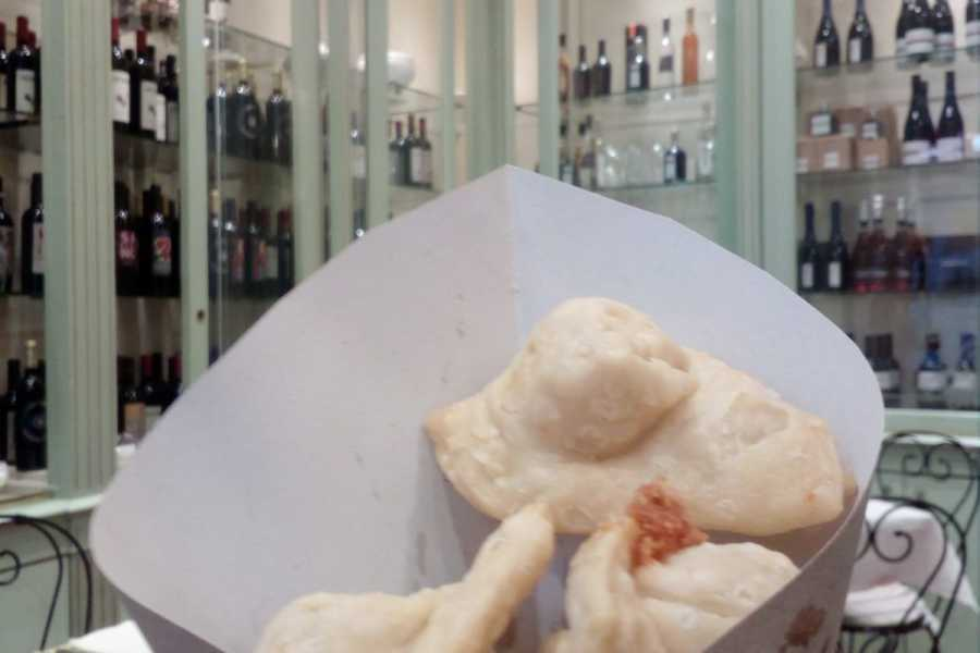 Ravenna Incoming Convention & Visitors Bureau Walk & Taste the real romagna food
