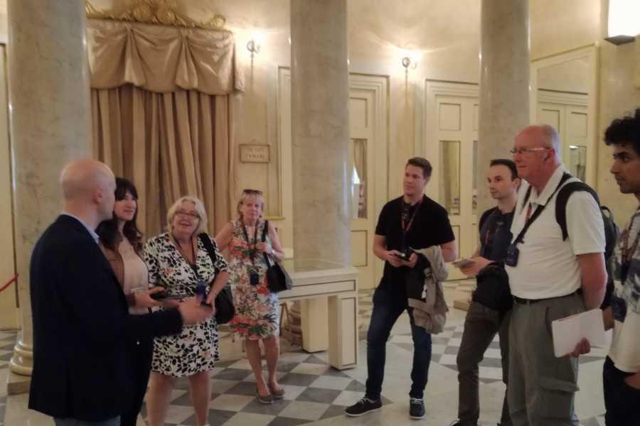 Emilia Romagna Welcome Parma Sweet Tour