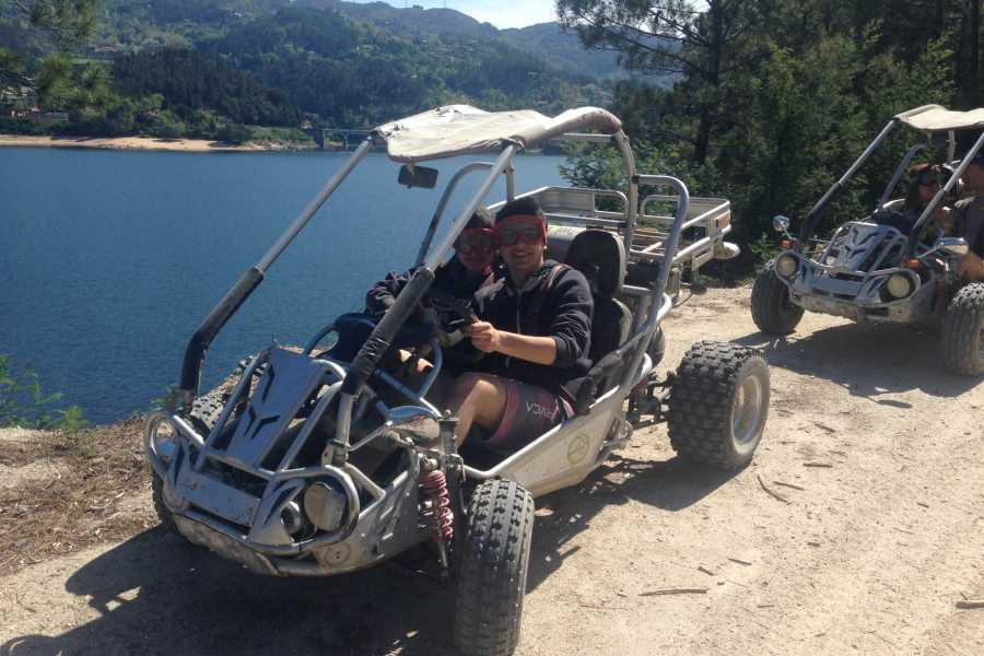 Gerês Holidays Quads & Buggy