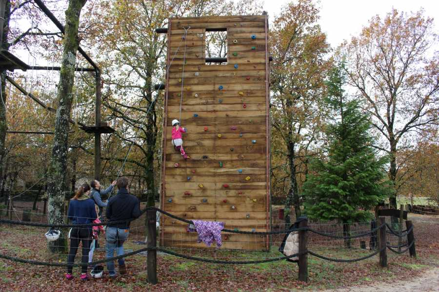 Gerês Holidays Escalada & Rappel en pared