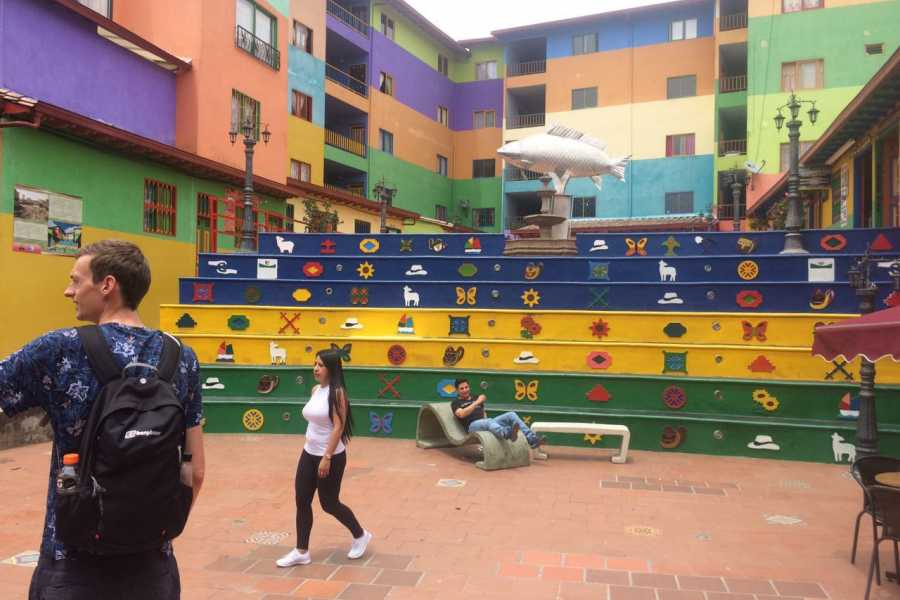 Medellin City Tours Medellin, surrounding villages and coffee tour 6 nights 7 days