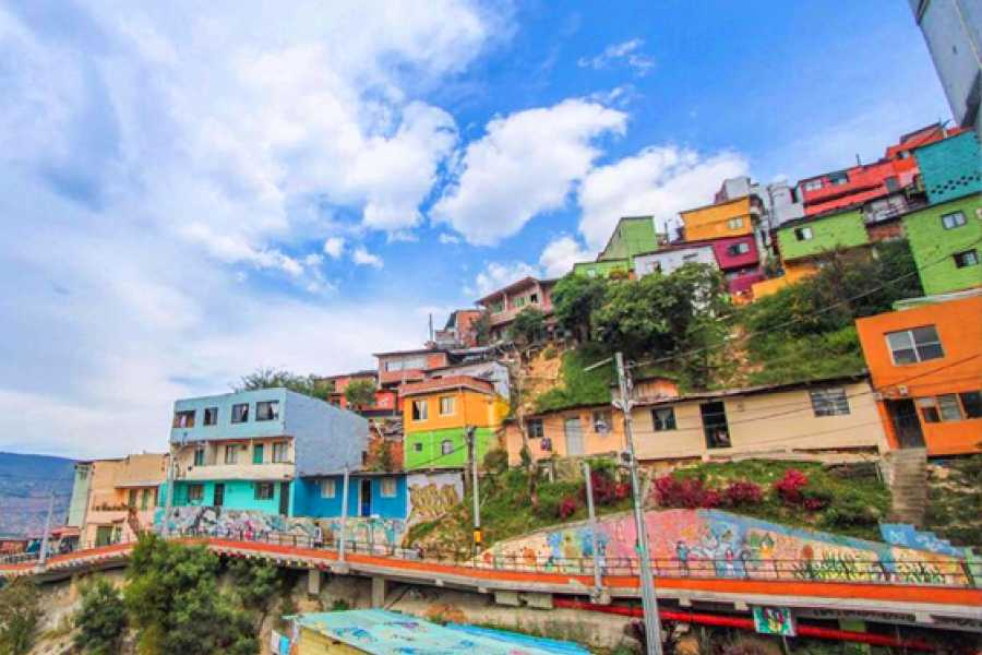 Medellin City Services Medellin, surrounding villages and coffee tour 6 nights 7 days