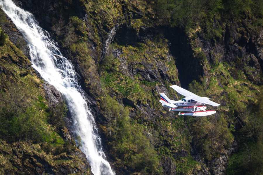 Scandinavian Skies Fjord and Glacier Sightseeing