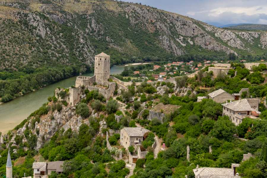 Nature Trips Discover Sarajevo and Bosnia Herzegovina , 4 days Tour