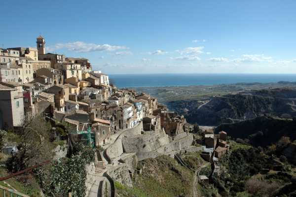 A Taste of Calabrian History
