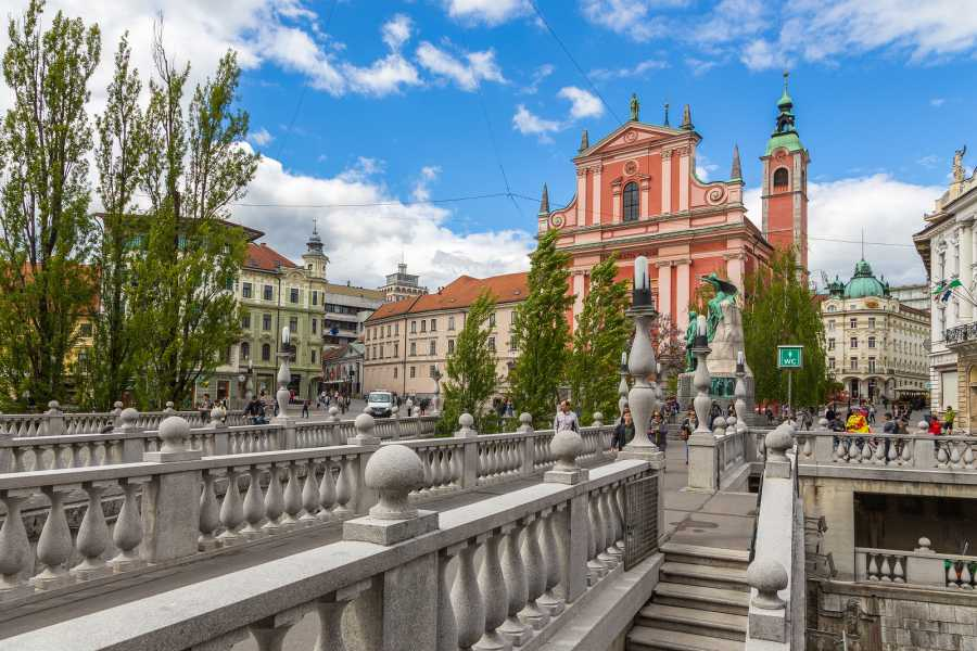 Nature Trips Grand Slovenia Cycling Tour - from Ljubljana to the Adriatic