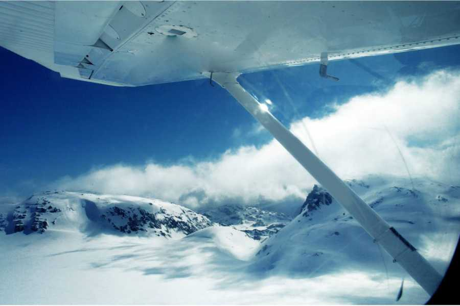 Scandinavian Skies Fjord Sightseeing