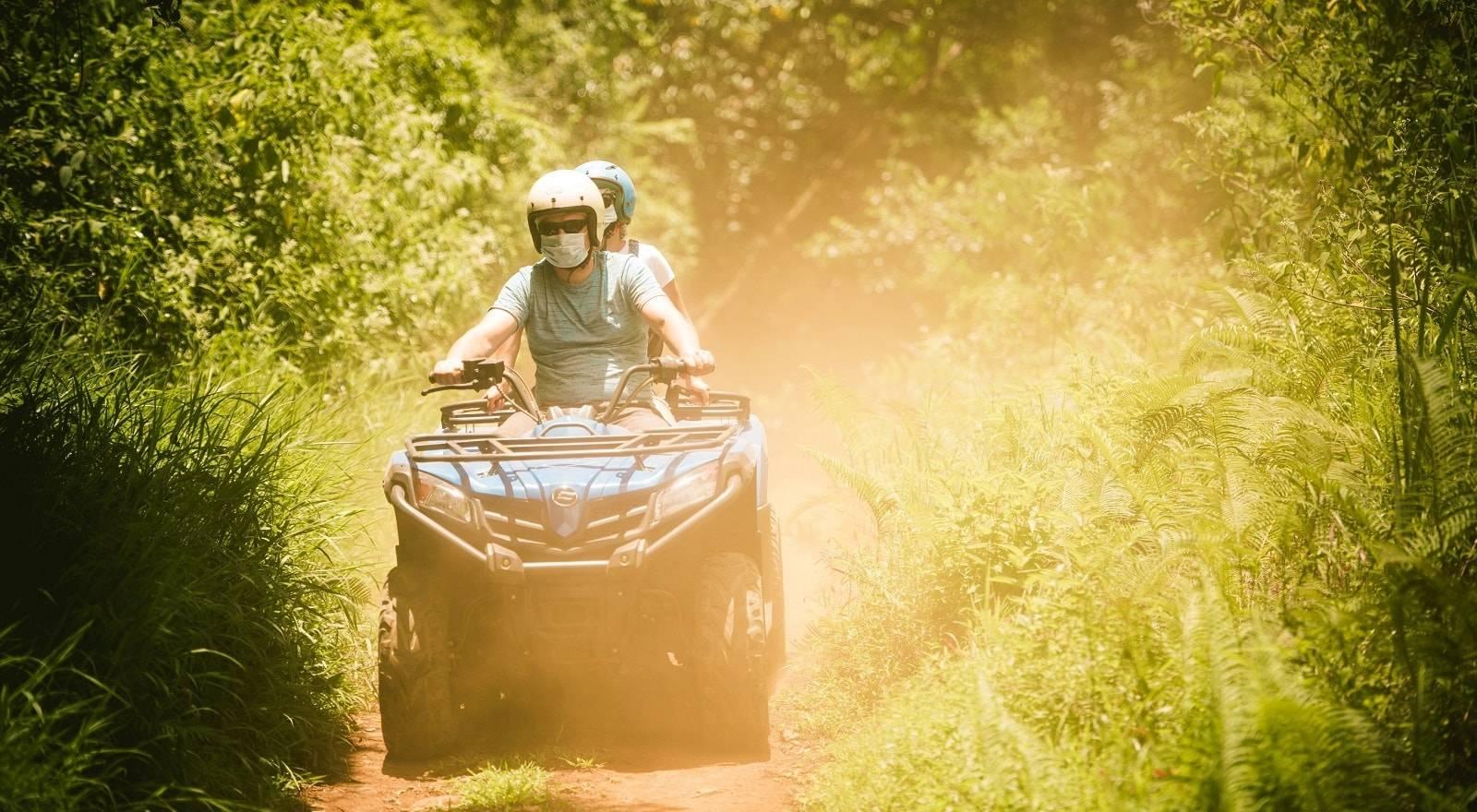 Mauritius Quadbike Adventure - Discovery Tour