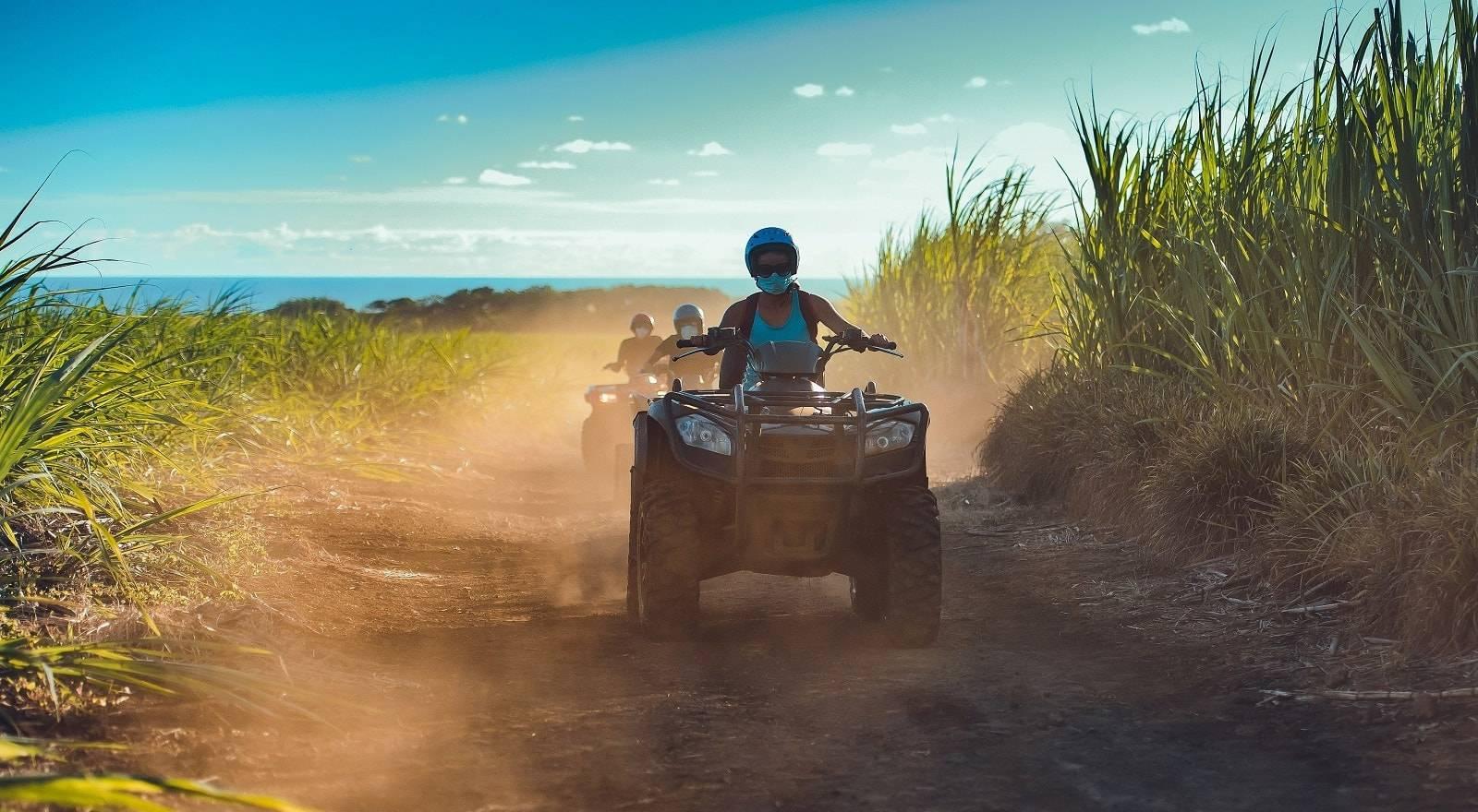 Quadbike Adventure - Mauritius Sweet Scenic