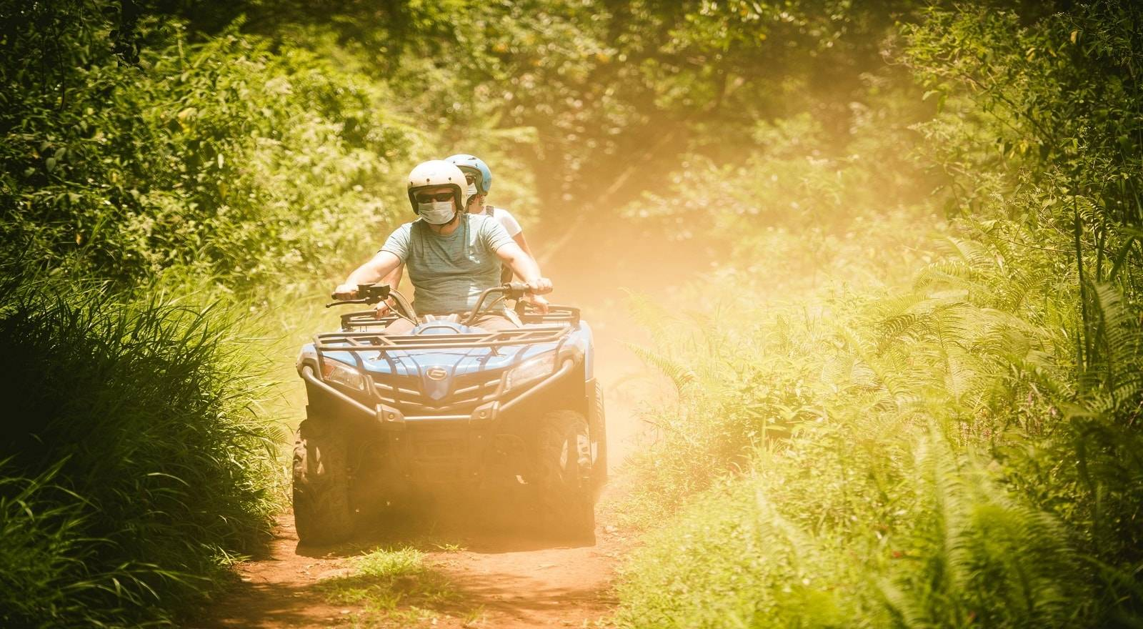 Quadbike Adventure - Lost in Nature of Mauritius