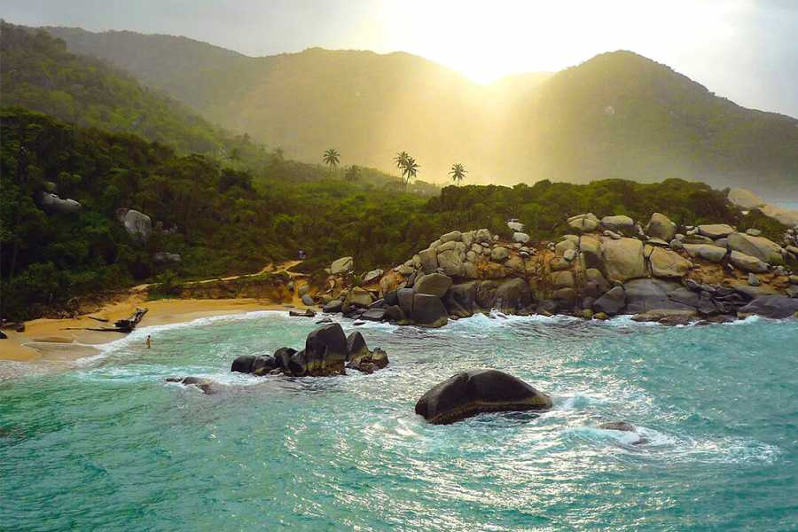 Backpackers Transfer Tayrona