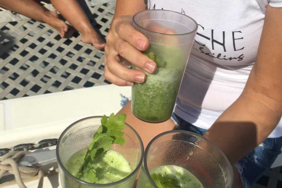 Panache Sailing Cruise to Cleanse