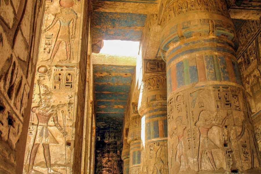 Excursies Egypte Speciale twee daagse tour naar Luxor vanuit de haven van Safaga