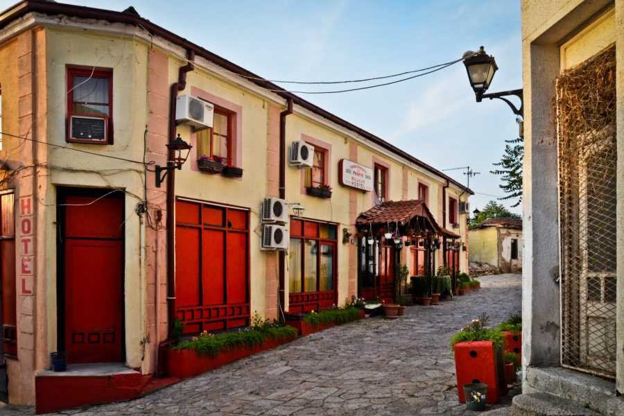 Skopje Daily Tours Food by Foot Skopje City Tour