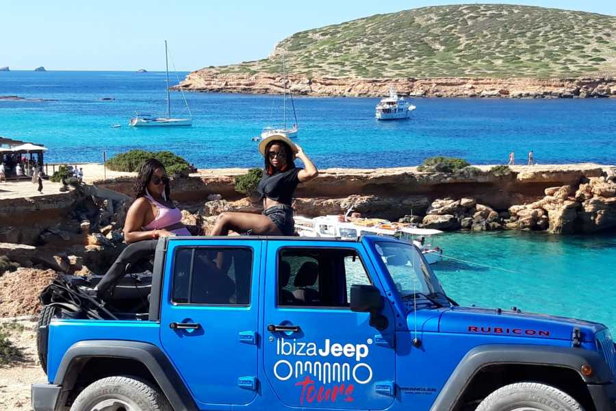 Ibiza Jeep Tours TOUR DÍA COMPLETO