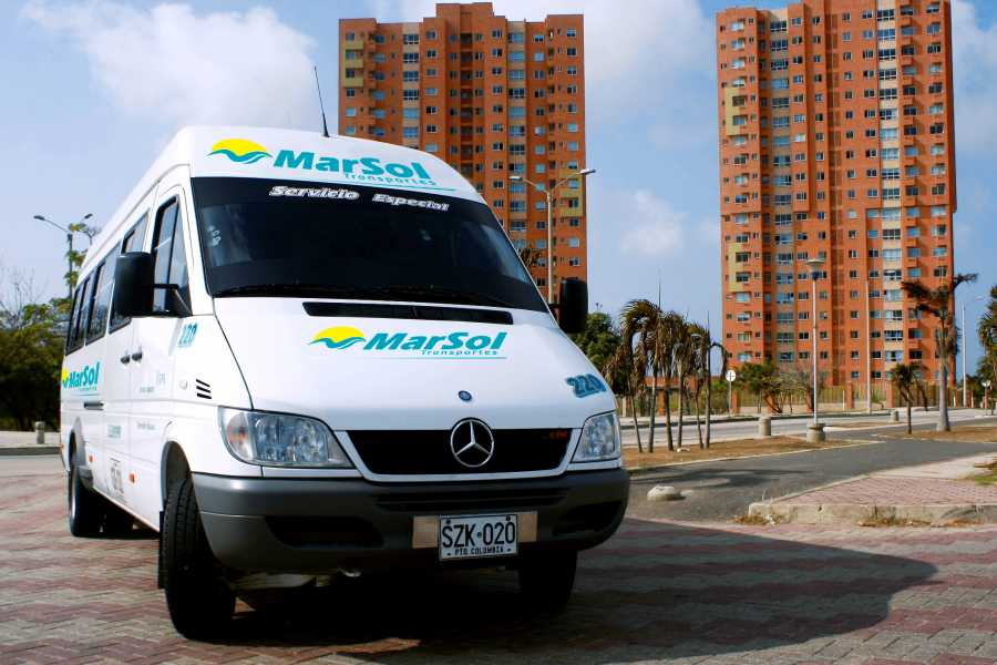 Backpackers Transfer con Marsol - Barranquilla