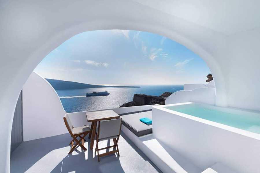 Destination Platanias Santorini - One day Cruise