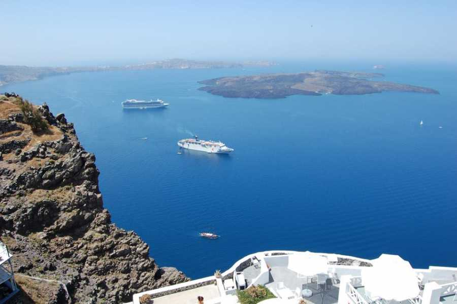 Destination Platanias Santorini - One day Cruise 165 EUR