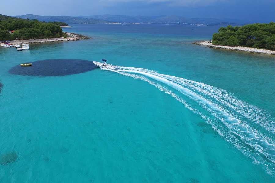 Sugaman Tours Blue Lagoon, Hvar & Trogir Full Day Tour from Omis