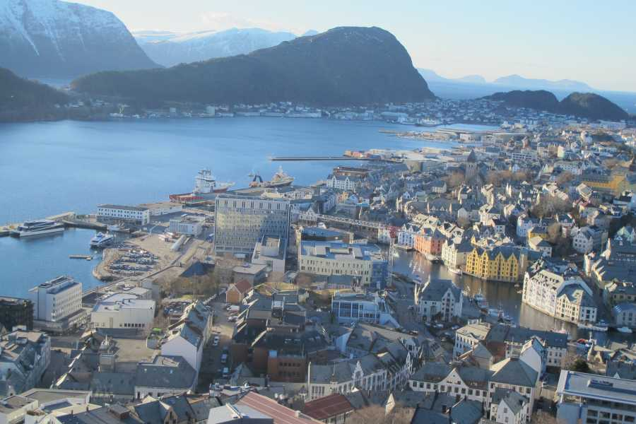 LocalTrips AS Aalesund Highlights in 4 hours