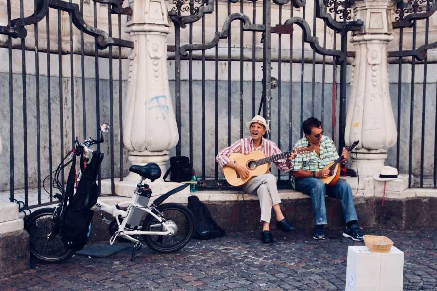 HP Travel Discover Naples: History Tradition and Culture