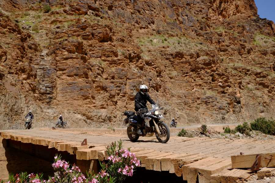 Wheels of Morocco Trans Atlas Adventure - From Marrakesh!