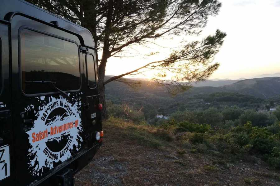Grekaddict Chania Sunset Safari Tour