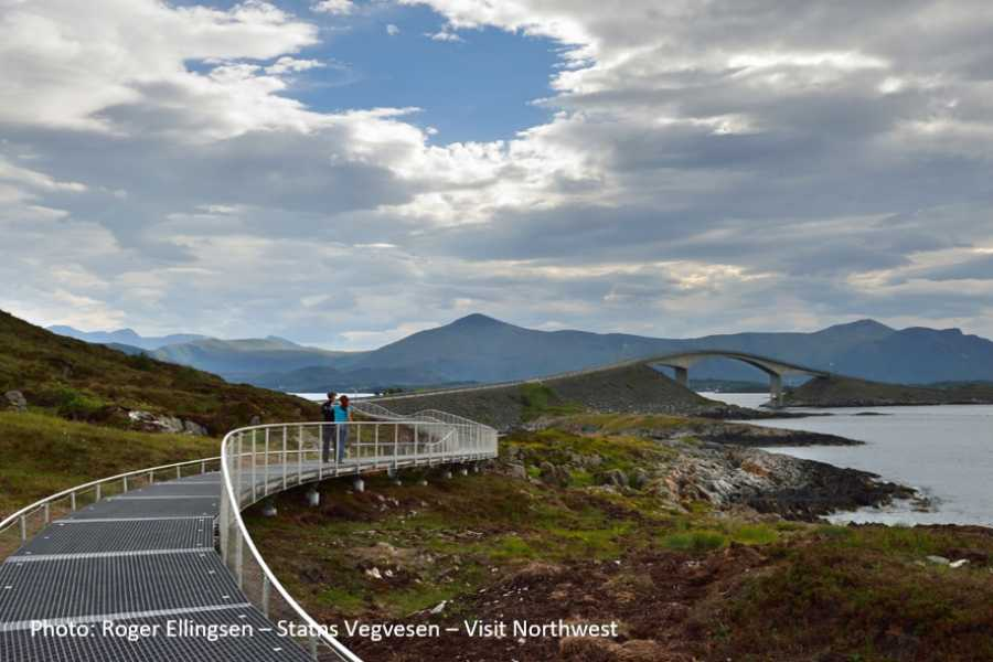 Travel like the locals (Møre og Romsdal) See the mystic marble caves & the Atlantic Road
