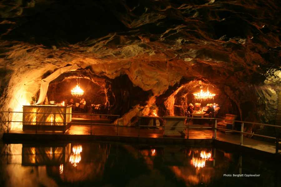FRAM Round trip Molde - Bergtatt Marble Caves - the Atlantic Road
