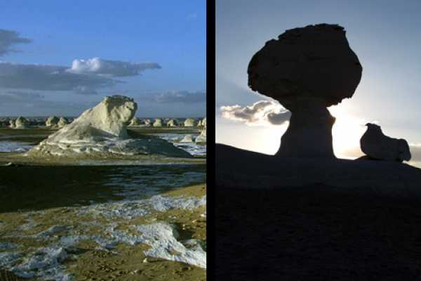 8 days tour Package Cairo and white desert