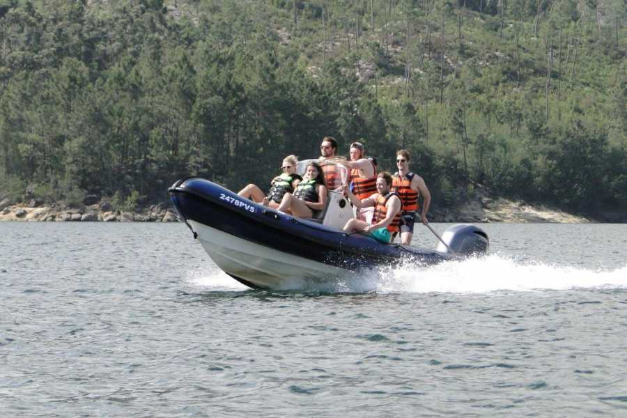 Gerês Equidesafios Boat Tour