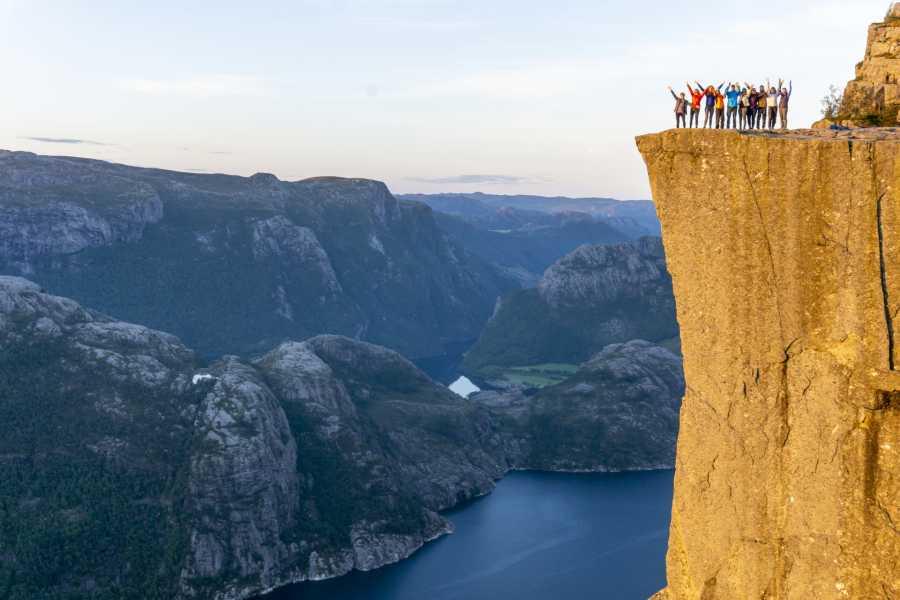 Outdoorlife Norway AS Preikestolen + Trolltunga Summer/Autumn Package