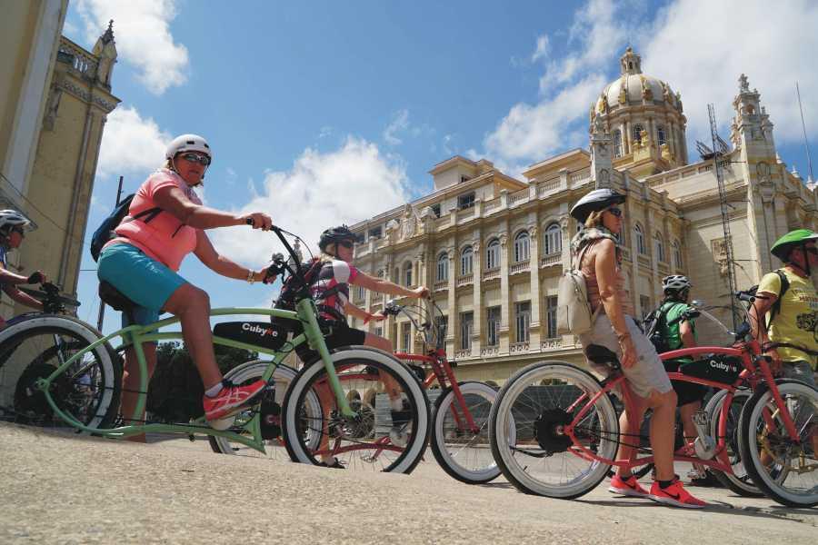 Cubyke Travel Einzigartige Kombi mit E-Bike und BMW-Enduro - PRIVAT