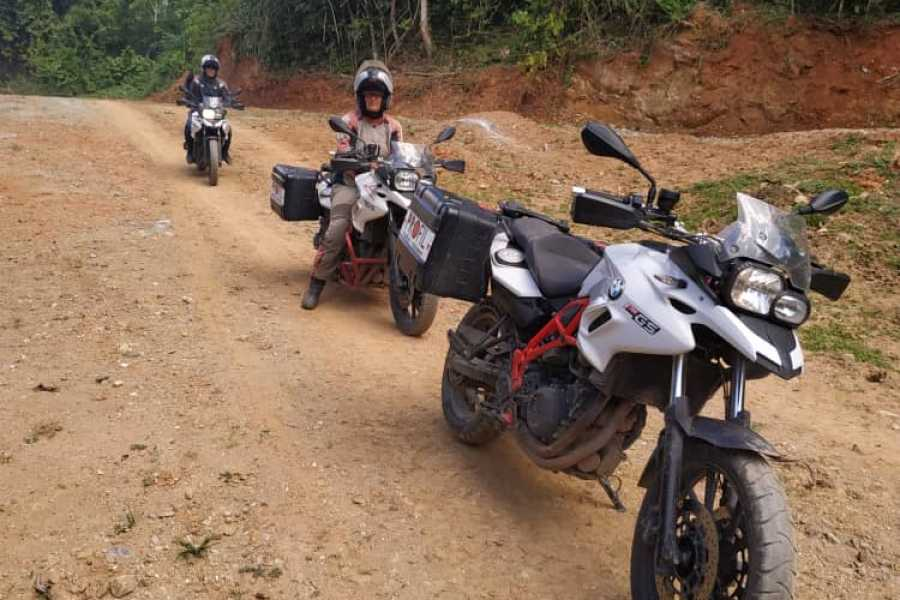 Cubyke Travel Unique combo with e-bike and BMW Enduro - PRIVATE