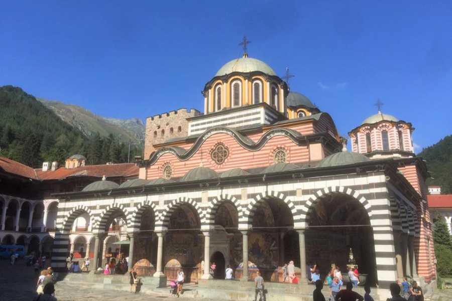 Skopje Daily Tours Sightseeing Transfer from Sofia to Skopje with a stop at Rila Monastery