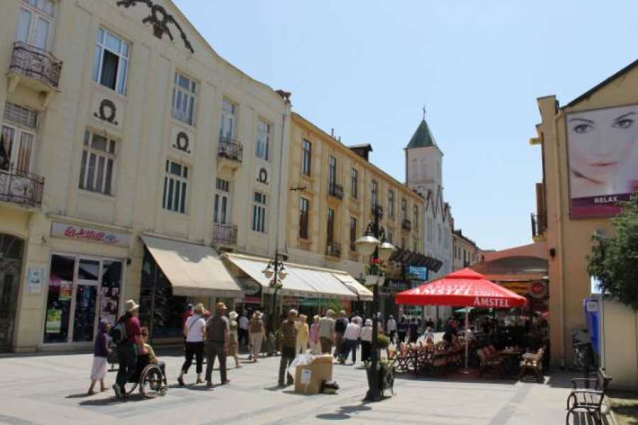 Skopje Daily Tours Sightseeing Transfer from Ohrid to Skopje with a stop at Bitola