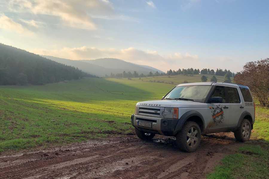 Grekaddict Athens Jeep Tour in Parnitha Mountain Park
