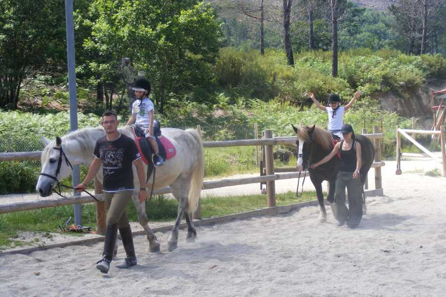Gerês Equidesafios Batismo de Cavalo