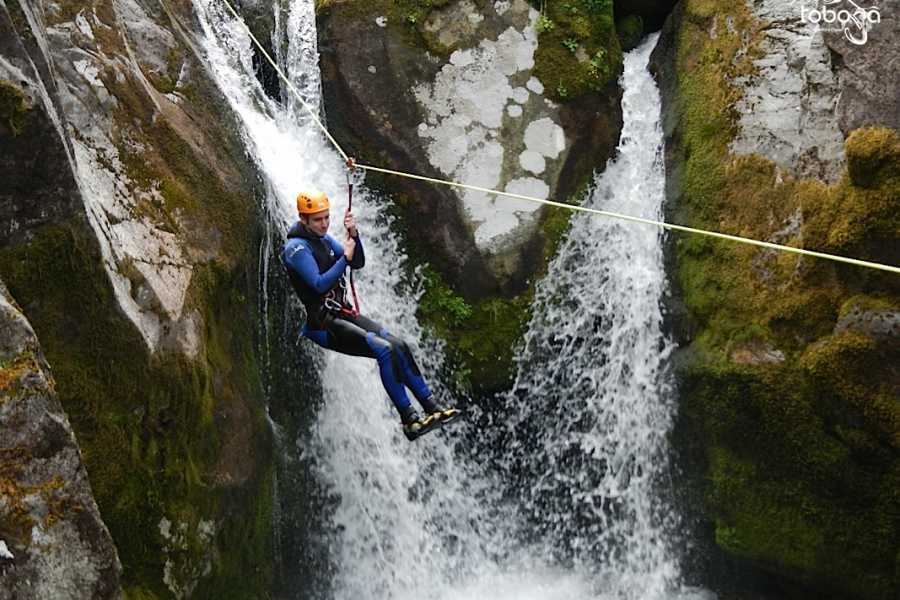 Gerês Equidesafios Canyoning