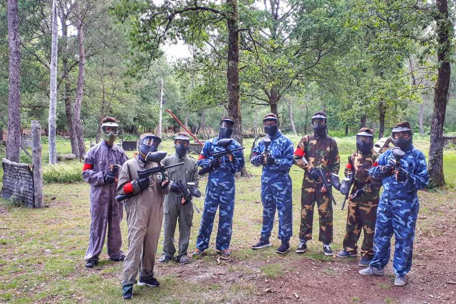 Gerês Equidesafios Paintball